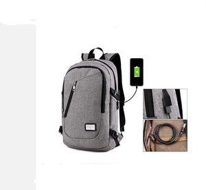 USB Charging Backpack School Bag Pack Adult Student Bag Business Backpack Computer Laptop Backpacks Student Bookbags