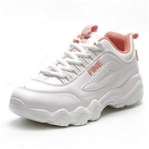 Spring and autumn new ins super fire ulzzang tide thick white shoes female Harajuku student leisure movement Sneakers shoes