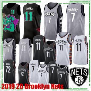 NCAA Kevin 7 Durant 2019 2020 Yeni Basketbol forması Kyrie 11 Erkek Irving Koleji Basketbol forması Sıcak satış En Kaliteli formaları