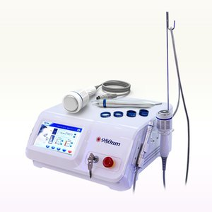 Vascular 980nm eliminación de arañas láser de diodo láser de diodo vena equipos láser 980 terapia lesión vascular tratamiento facial