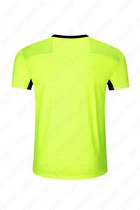 NACC 32 Badminton Gleitpaarung 23 Modelle T-Shirt mit kurzen Ärmeln 45 schnell trocknende Farbanpassung druckt nicht 3 Tischtennis sportswea464484 verblasste