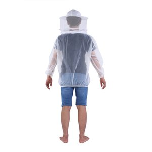 Professional Beekeeper Protective Suit Hooded Jacket Pants Comfortable Body For Men Women Breathable Beekeeping Clothing