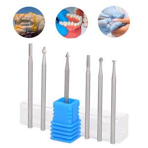 Diamond Nail Drill Bits for Electric Drill Machine Rotary Burr Cuticle Cutter Manicure Nail Files Electric Milling Burr Grinder
