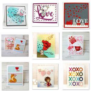 Hot venda Metal Cutting morre borboleta para cumprimento de papel Cartões Stencils Scrapbooking scrapbooking papéis artesanais papéis