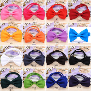 애완 동물 머리 장식 개 목 넥타이 개 나비 넥타이 고양이 넥타이 애완 동물 미용 용품 여러 가지 빛깔의 bowknot EEA394를 선택할 수 있습니다