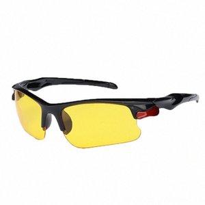 Unisexe coupe-vent Lunettes de soleil UV400 Lunettes Lunettes de montagne Équipement de protection moto Faire du vélo Vélo Cyclisme Conduite Lunettes aLX0 #