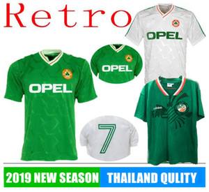 1994 Ирландия ретро 90 92 футбол Джерси чемпионат мира Ирландия главная горячая классический Sheedy Таиланд качество 1990 1992 футбол calcio