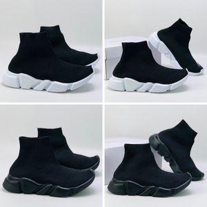 BaLenciaga Speed Scarpe da tennis casuali di vendita calda bambini calzino scarpe Parigi per bambini per Sneakers Best Boys and Girls di qualità Outdoor Sports