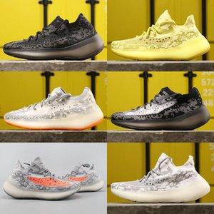 Plus récent V3 Alien Kanye West Enfants Femmes Hommes Chaussures de course chaussures de sport Casual True Form Chaussures En solde