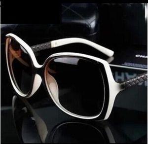 럭셔리 브랜드 디자이너 선글라스 여성 레트로 빈티지 프로텍션 여성 선글라스 여성 선글라스 로고가있는 비전 케어 6 색