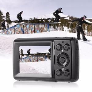 كاميرا بدقة 16 ميجابكسل عالية الدقة بدقة 16 ميجابكسل وكاميرا فيديو رقمية مقاس 2.4 بوصة وشاشة TFT LCD تغلق تلقائيًا