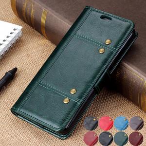 Fundas para lg q60 Q6 Q6 + Q7 Q9 Um PU Leather Flip Book Carteira Stand Case Capa Do Telefone para lg q7 q9 um q60 q6 além de cartão de bolso