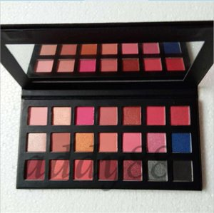 In stock kl 21 colors eye shadow plate smoky eye earth color makeup platte free ship