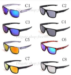 2018 Yeni Stil Marka Spor Sunglass Erkekler Için Popüler Sunglass Güneş Gözlüğü Açık Spor güneş gözlüğü 8 renkler Google Gözlük.