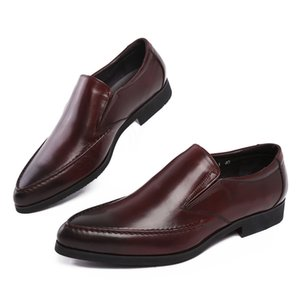 Men Shoes Oxfords Leather Shoes Comfortable Oxfords Formal Wear Work Wear