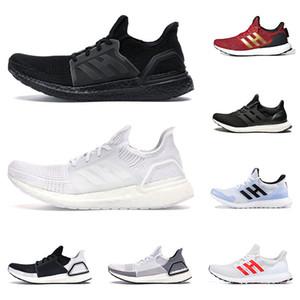 2020 ultra boost hommes femmes chaussures de course triple noir blanc Oreo panda Red Stripes Orca mens formateur respirant coureur chaussures de plein air