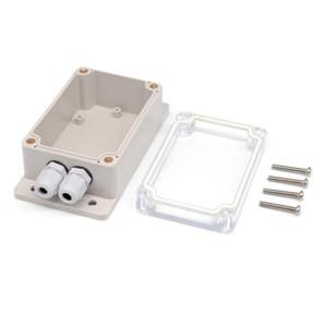 Noel ağacı ışıkları için IP66 su geçirmez Buat Su Geçirmez Kasa Suya dayanıklı Shell Destek Sonoff Basic / RF / Dual / Pow