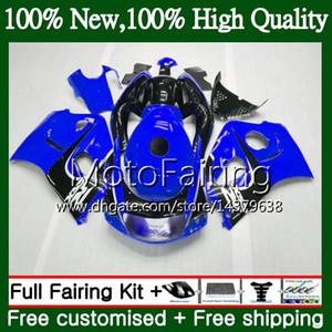 Синий корпус GSXR-600 Для SUZUKI SRAD GSXR600 96 97 98 99 00 GSXR-600 5XH41 GSXR 600 750 GSXR750 1996 1997 1998 1999 2000 Обтекатель кузова