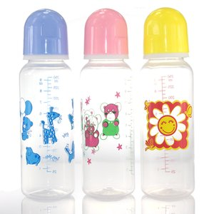 Feeding Bottle Foreign Trade General Caliber Special-purpose Feeding Bottle Defence Flatulence Pp 250ml