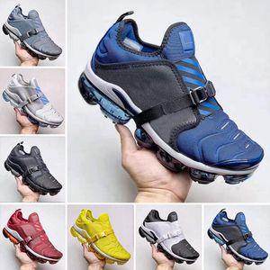 Zapatillas para correr de alta calidad para hombre Vmax Plus Paris Cushion Tn Plus 2.0 Correa que envuelve las zapatillas de deporte para hombre US 7-11