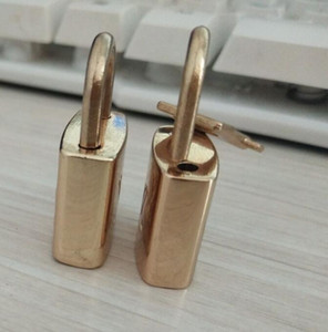 Commercio all'ingrosso lucchetto Trasporto bagagli, 1 lock + chiavi Kock, Lock Set borse, accessori di blocco di metallo