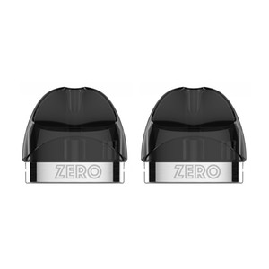 Original Vaporesso Zero Empty Pod 2ml Capacity Unique CCELL Coil Vape Cartridges 2 pcs per packaging