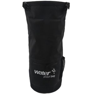 TOP!-Floating Waterproof Dry Bag Protect your Items Safe, Dry, Clean from Kayaking, Rafting, Boating, Camping, Beach, Fishing bl