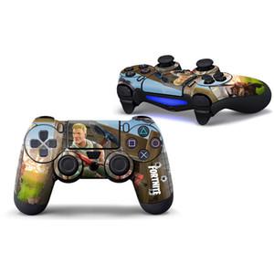 Game Controller Acessórios Gamepad Adesivos Para PS4 Controlador Sony Playstation 4 PS4 PRO controlador do jogo de Adesivos Decoração de pele