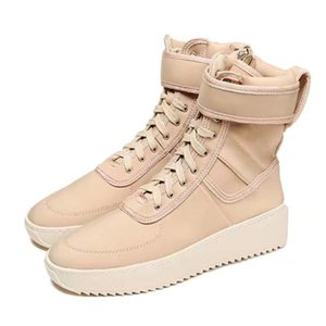 Ankle Thick Soled Shoes High Sole Harajuku Trainer European Wedge Zipper Platform Mens Heel Boots Waterproof Camouflage Sneakers