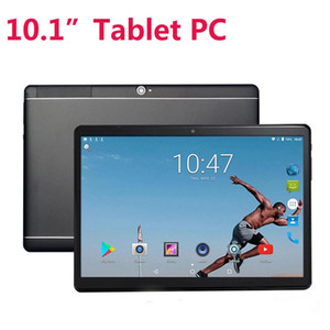 Quad Core 10 pollici MTK6582 IPS Capacitivo Touch Screen Dual SIM 3G Phablet Phone Tablet PC 10.1 pollici Android 4.4 1 GB RAM 16GB ROM