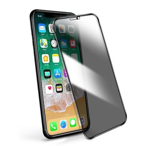 Adequado para Iphonex Anti-peeping película de Apple 8plus Mobile Phone vidro temperado Film 11promax Anti-gota Anti-peeping Film