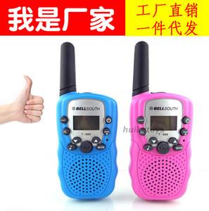 New products T388 genuine children into the machine toy walkie-talkie handheld wireless phone manufacturers