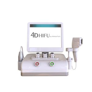 Winkonlaser 25000 Schüsse 4D HIFU Professionelle Ultraschallkörper Abnehmen HIFU / Face Lift HIFU-Maschine mit CE