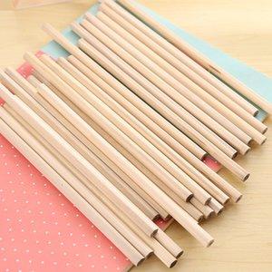 Простой деревянный карандаш Ядро карандаш Экологически чистые нетоксичные шестиугольные принадлежности Офисная школа Канцелярские