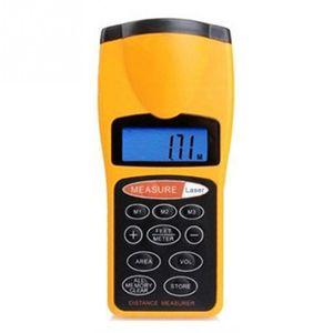 Marka Yeni CP-3007 Telemetre Ultrasonik Mesafe Measurer Dijital Telemetre değil Lazer Ölçüm
