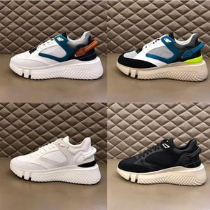 chaussures de sport pour hommes de marque de haute qualité de la mode en cuir authentique confortable et faciles à porter pas de pieds d'usure 38-45