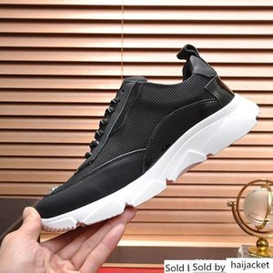 Designer Fashion Luxury Men s Shoes Logo Style Hiking Sneakers Design Low Top Lace-up Breathable Comfortable Outdoor Walking Sports Type