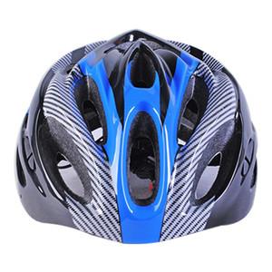 عالية الجودة من ألياف الكربون الدراجة الجبلية الطريق الكبار دراجة ركوب خوذة الدراجات خوذة تنفس 4 ألوان # 2