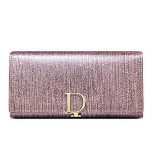 2018 패션 여성의 지갑 Bifold 긴 지갑 정품 가죽 대용량 여자의 지갑 여성 손 가방 가방
