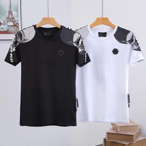 2020SS-Balman Sweat-shirt Méduse haut concepteur ou deux chemises Box logo concepteur t-shirt des hommes