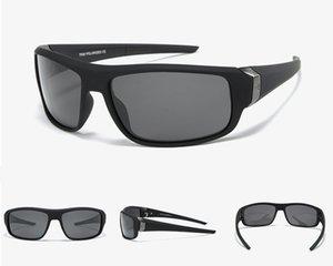 Moda Güneş gözlükleri Erkek TR90 Çerçeve UV400 Polarizing Moda Güneş UK Trend Güneş Mens Sürüş Binme için