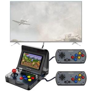 PowKiddy A8 Retro Arcade مصغرة لعبة لوحة مفاتيح ، دعم Tf بطاقة توسع / Gamepad Control / AV مخرجات
