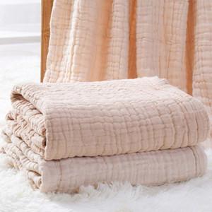 Coperte sei strati Bambino BAGNO BAGNO Doccia Asciugamano Asciugamano Asciugamano Sofa Kids Trapunta Comforter