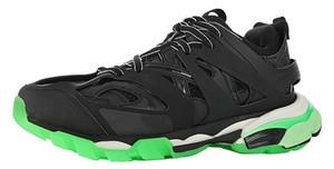 Marca para hombre Tess S Gomma Track Sneakers 3.0 para hombres Zapatillas de deporte de diseñador Hombre pares Zapatos deportivos de lujo Zapatillas de deporte para mujer Entrenador Mujer