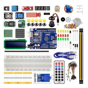Freeshipping RFID Starter Elektronischer Bausatz für UNO R3 d Version Learning Suite Kit