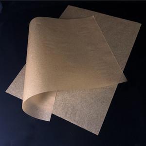 20 * 30cm Rosin carta pergamena stampa non sbiancata fodere di cottura fogli, carta forno antiaderente per cucinare, griglia, vapore, pentole, friggitrice aria