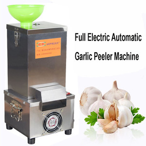 Commercial Garlic Peeling Machine Electric Garlic Peeler 220v Small Dry Type Garlic Peeler suitable for Hotel Restaurant