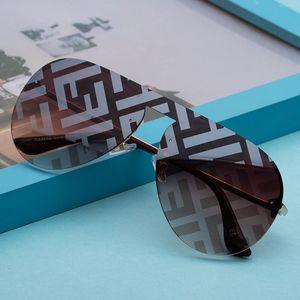Occhiali da sole hip-hop a colori di grandi dimensioni Occhiali da sole conici congiunti di grandi dimensioni Occhiali da sole da donna Lenti a specchio