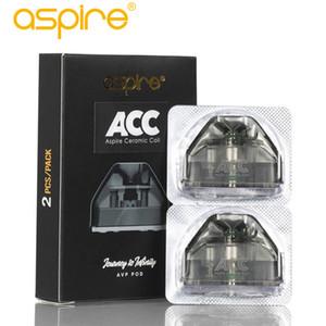 100% Аутентичные Aspire AVP Замена Vape Под Картриджи нихрома / керамика / сетка для Aspire AVP AIO Kit
