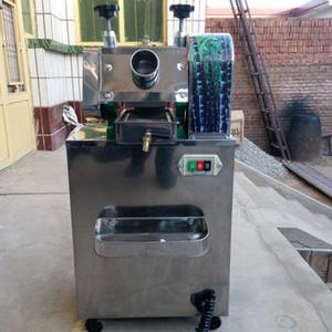 Ticari manuel şeker kamışı sıkacağı makinası küçük masaüstü paslanmaz çelik el şeker kamışı sıkacağı makinası şeker kamışı suyu makinesi